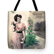 Bonne Annee Tote Bag