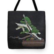 Bonsai #4a Tote Bag by Richard Le Page