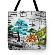 Bonsai And Penjing Museum 3 201733 Tote Bag
