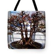 Bonsia Tree Garden Tote Bag