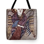 Book Of Kells: St. Matthew Tote Bag