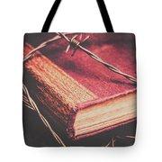 Book Of Secrets, High Security Tote Bag