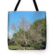 Booker T Washington Hog Pen Tote Bag