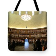 Books All Over Tote Bag