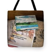 Books Of Beauty Tote Bag