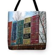 Books Plus Kansas City Tote Bag