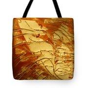 Boomerang - Tile Tote Bag
