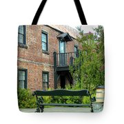 Boone Hall Cotton Gin Tote Bag
