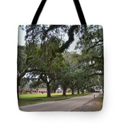 Boone Hall Plantation Tote Bag
