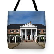 Boone Hall Plantation Charleston Sc Tote Bag