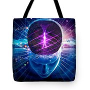 Boost Brainpower And Memory Tote Bag