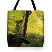 Boot 2 Tote Bag