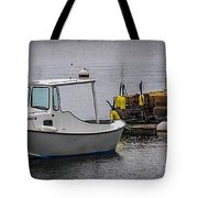 Boothbay Harbor, Me Tote Bag