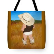 Boots And Skivvies Tote Bag