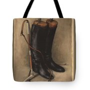 Boots And Whip Tote Bag