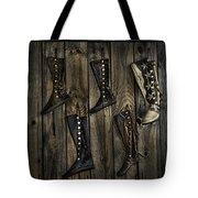 Boots Anyone? Tote Bag