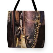 Boots Of A Drover 2015 Tote Bag