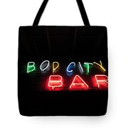 Bop City Tote Bag
