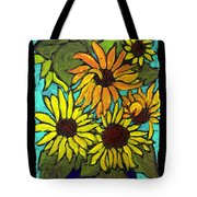 Boquet Of Sunshine Tote Bag