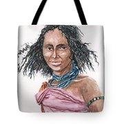 Boran Woman Tote Bag