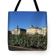 Bordeaux Beauty Tote Bag