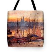Bordeaux Tote Bag