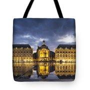 Bordeaux Place De La Bourse  Tote Bag