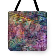 Border Crossing Tote Bag