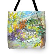 Borderes Sur Echez 02 Tote Bag