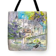 Borderes Sur Echez 03 Tote Bag