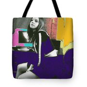 Bored... Tote Bag