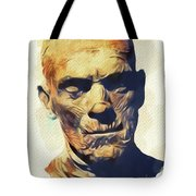 Boris Karloff, The Mummy Tote Bag