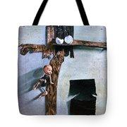 Born Again Tote Bag by John Lautermilch