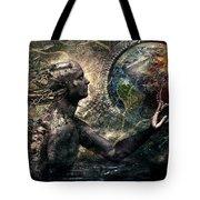 Born Of Osiris Soul Sphere Tote Bag