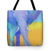 Born Of Wisdom Tote Bag by Tracy L Teeter