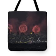 Born On The 4th Of July Tote Bag