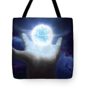Born To Create Tote Bag