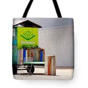 Borrow And Enjoy Tote Bag