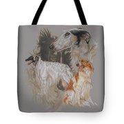 Borzoi Revamp Tote Bag
