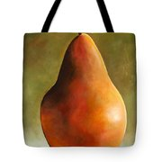 Bosc Pear Tote Bag