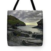 Boscastle Headland Tote Bag