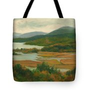 Boscobel Fall Colors Tote Bag