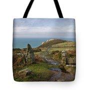 Bosigran In North Cornwall Tote Bag