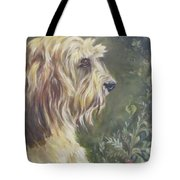 Bosley's Garden Portrait Tote Bag
