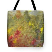 Bosque  Forest Tote Bag