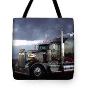 Boss Hogg - Kenworth W900 Tote Bag