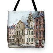 Boston, 19th Century Tote Bag