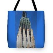 Boston Avenue Church 9 Tote Bag
