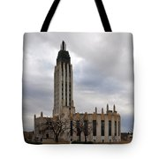Boston Avenue Methodist Church Tote Bag