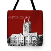 Boston College - Maroon Tote Bag